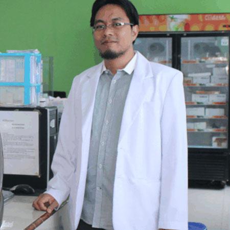 Dr. M. Taufan Lutfi SpPK