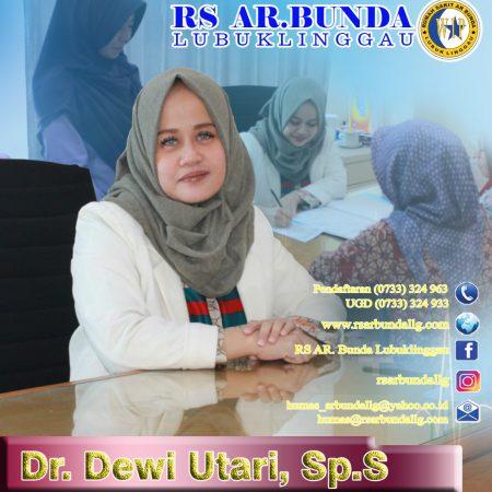 Dr. Dewi Utari SpS