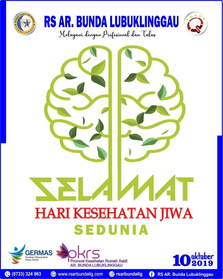 Hari Kesehatan Jiwa Sedunia