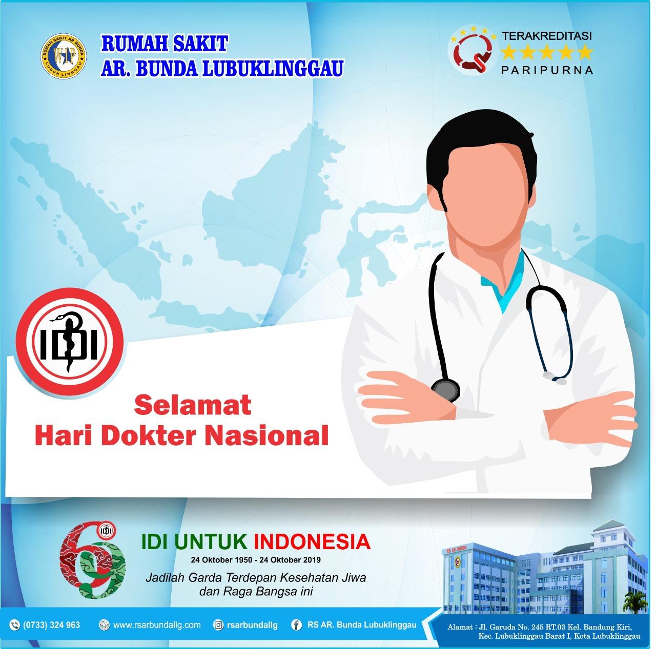 Hari Dokter Nasional ke-69
